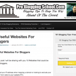 10 Useful Websites For Bloggers